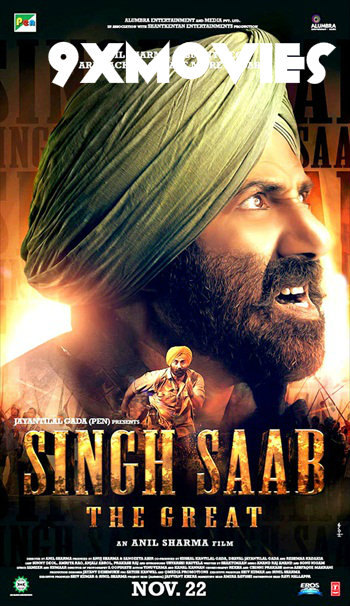 Singh Saab The Great 2013 Hindi Full Movie Download