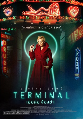Terminal 2018 Latest English Movie 480p WEB-DL 300MB ESubs