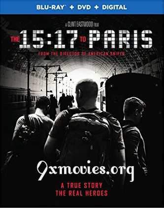 The 15:17 to Paris 2018 English BluRay Movie Download