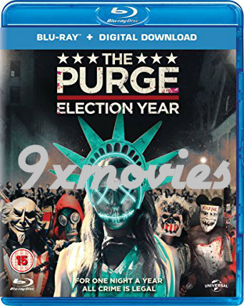 The Purge: Election Year 2016 Dual Audio Movie 889MB