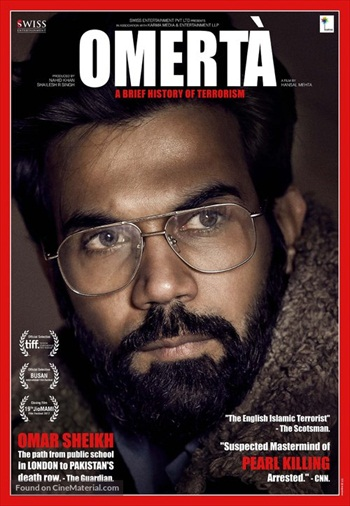 Omerta 2018 Hindi Movie Download