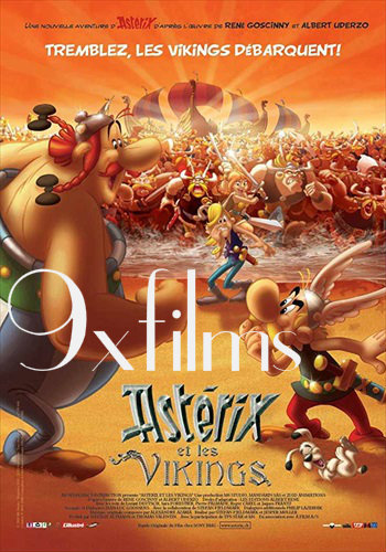 Asterix And The Vikings 2006 Dual Audio Hindi Full Movie Download