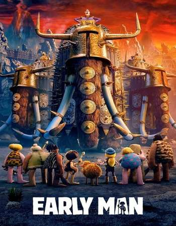 Early Man 2018 English 300MB BRRip 720p ESubs HEVC