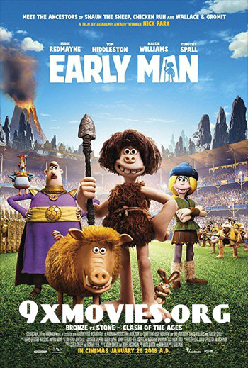 Early Man 2018 English Movie Download
