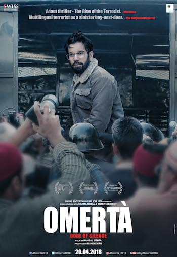 Omerta 2018 Hindi Full Movie Download