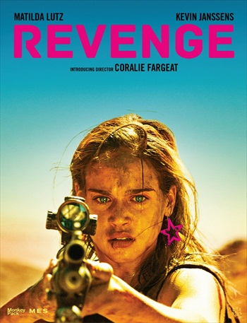 Revenge 2017 English Movie Download