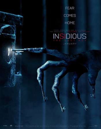 Insidious The Last Key 2018 Dual Audio 720p BluRay ORG [Hindi - English] ESubs