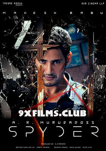 Spyder 2017 Hindi Dubbed Full Movie Download