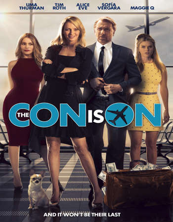 The Con Is On 2018 English 720p WEBRip 750MB ESubs