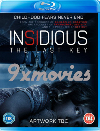 Free Download Insidious The Last Key 2018 Dual Audio ORG Hindi 720p BluRay 850mb