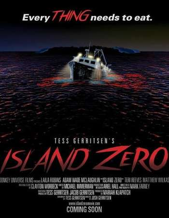 Island Zero 2017 English 720p WEBRip 750MB ESubs