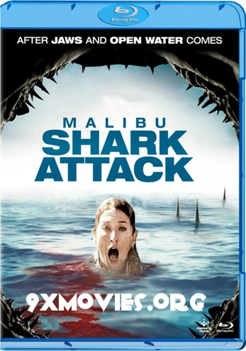 Free Download Malibu Shark Attack 2009 Dual Audio Hindi 720p BluRay 950mb