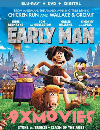 Early Man 2018 English 720p BRRip 850MB ESubs