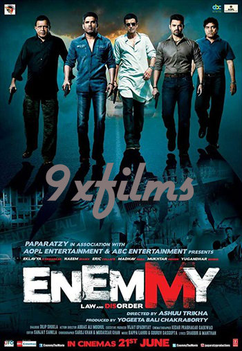 Enemmy 2013 Hindi Full Movie Download