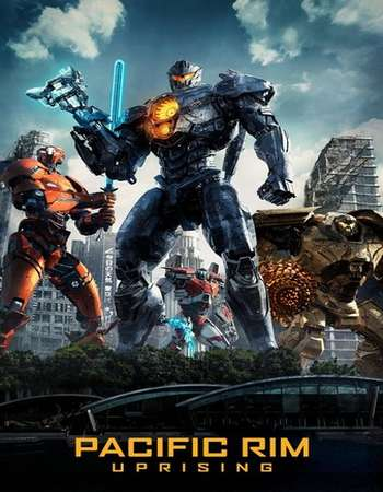 Pacific Rim Uprising 2018 English 720p Web-DL 850MB ESubs