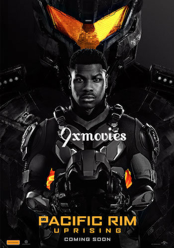 Pacific Rim 2 Uprising 2018 English 720p WEB-DL 900MB ESubs
