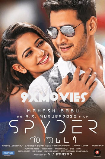 Spyder 2017 UNCUT Dual Audio Hindi 720p HDRip 1.1 GB