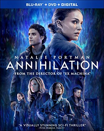 Annihilation 2018 English 720p BRRip 1GB ESubs