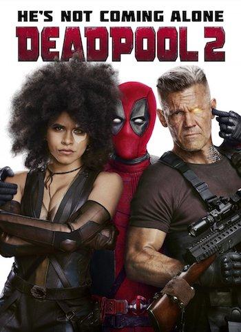 Deadpool 2 2018 Dual Audio Hindi Full Movie Download