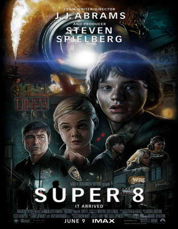 Super 8 2011 Hindi Dual Audio 350MB BluRay 480p