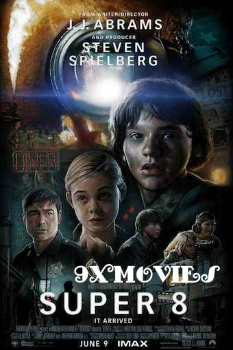 Super 8 (2011) Dual Audio Hindi 720p BluRay 900mb