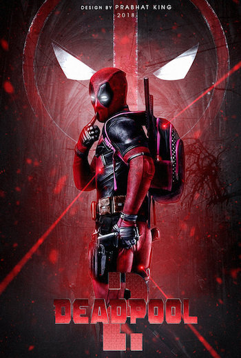 Deadpool 2 (2018) Dual Audio Hindi Movie Download