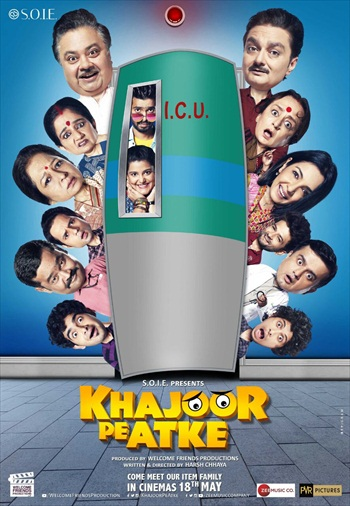 Khajoor Pe Atke 2018 Hindi pDVDRip x264 700MB