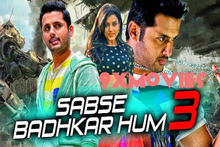 Sabse Badhkar Hum 3 2018 Hindi Dubbed 720p HDRip 800mb