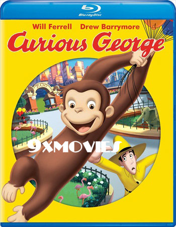 Curious George 2006 Dual Audio Hindi 720p BluRay 800mb