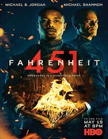 Fahrenheit 451 2018 English 720p WEBRip 800MB ESubs