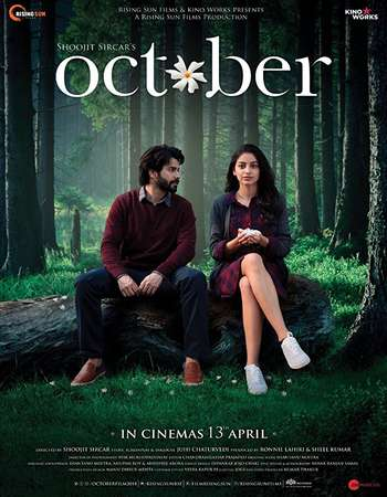 October 2018 Full Hindi 480p HEVC Movie HDRip Download