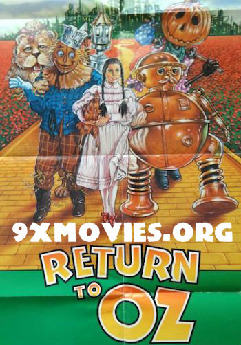 Return to Oz 1985 Dual Audio Hindi 720p BluRay 850mb