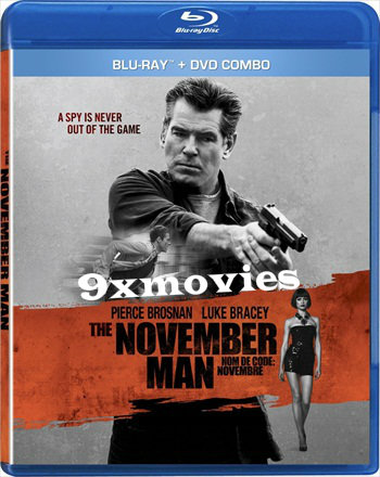 The November Man 2014 Dual Audio Hindi 720p BluRay 1.1GB