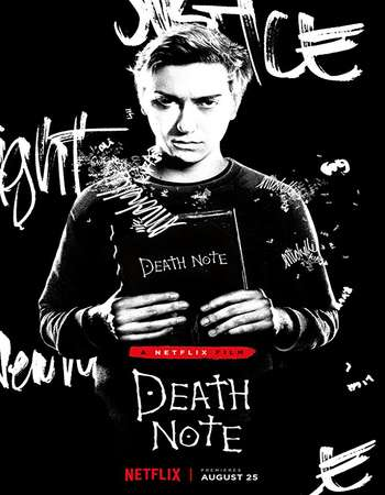 Death Note 2017 English 720p WEBRip 750MB MSubs
