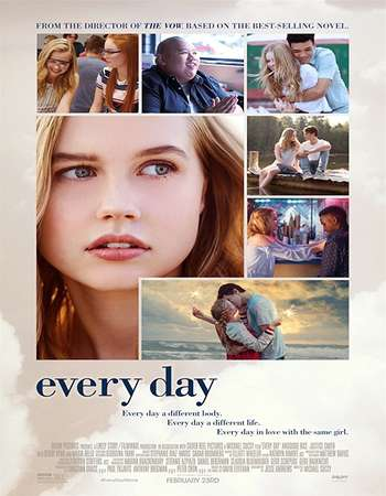 Every Day 2018 English 280MB Web-DL 480p ESubs