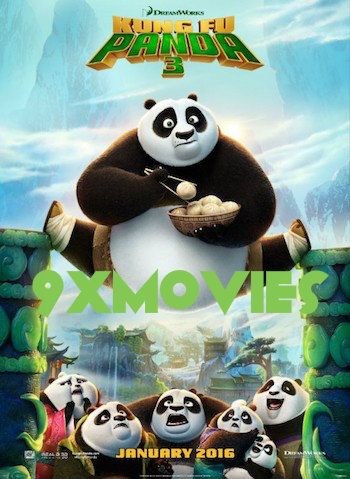 Kung Fu Panda 3 (2016) Dual Audio ORG Hindi 720p BluRay 750mb