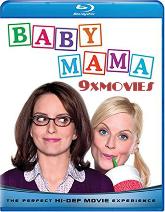 Baby Mama 2008 Dual Audio Hindi 720p BluRay 900mb