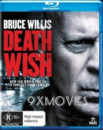 Death Wish 2018 Dual Audio Hindi 480p BluRay 300mb