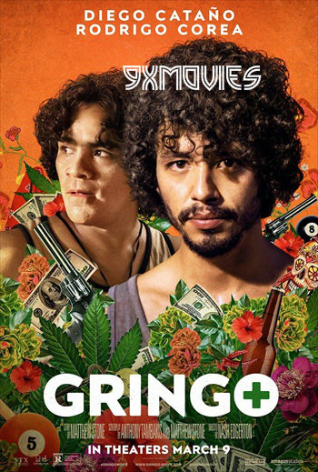 Gringo 2018 English 720p WEB-DL 900MB