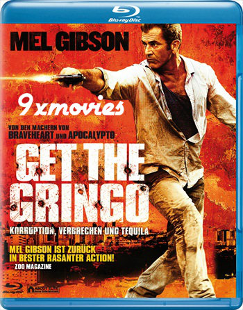 Get The Gringo 2012 Dual Audio Hindi 720p BluRay 850mb