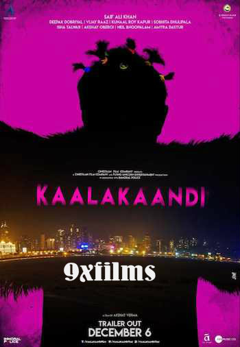 Kaalakaandi Download 720p Movie