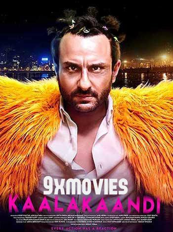 Kaalakaandi 2018 Hindi 720p HDRip 900mb