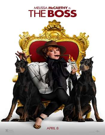The Boss 2016 Hindi Dual Audio 450MB UNRATED BluRay 720p HEVC ESubs