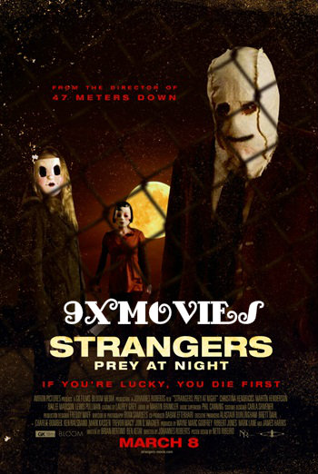 The Strangers Prey at Night 2018 English Movie Download
