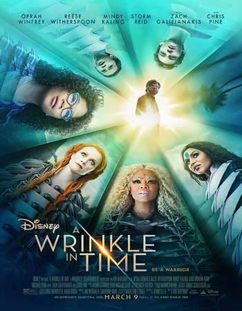 A Wrinkle in Time 2018 Hindi Dual Audio BRRip Full Movie 720p HEVC Download