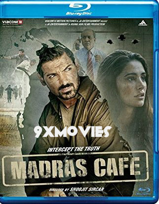 Madras Cafe 2013 Hindi 720p BluRay 900mb