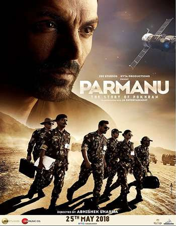Parmanu The Story of Pokhran 2018 Full Hindi Movie 720p Free Download