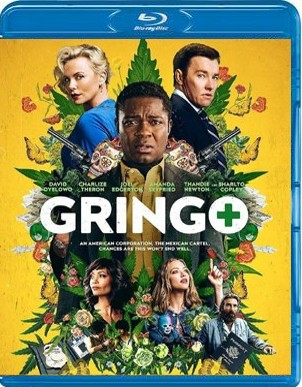 Gringo 2018 English Bluray Movie Download