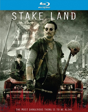 Stake Land 2010 Dual Audio Hindi Bluray Movie Download