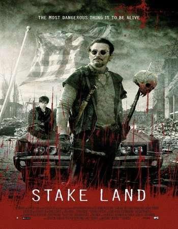 Stake Land 2010 Hindi Dual Audio BRRip Full Movie Download